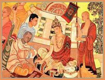 Сексуальные отношения в древней индии