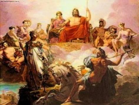 рисунки богов: