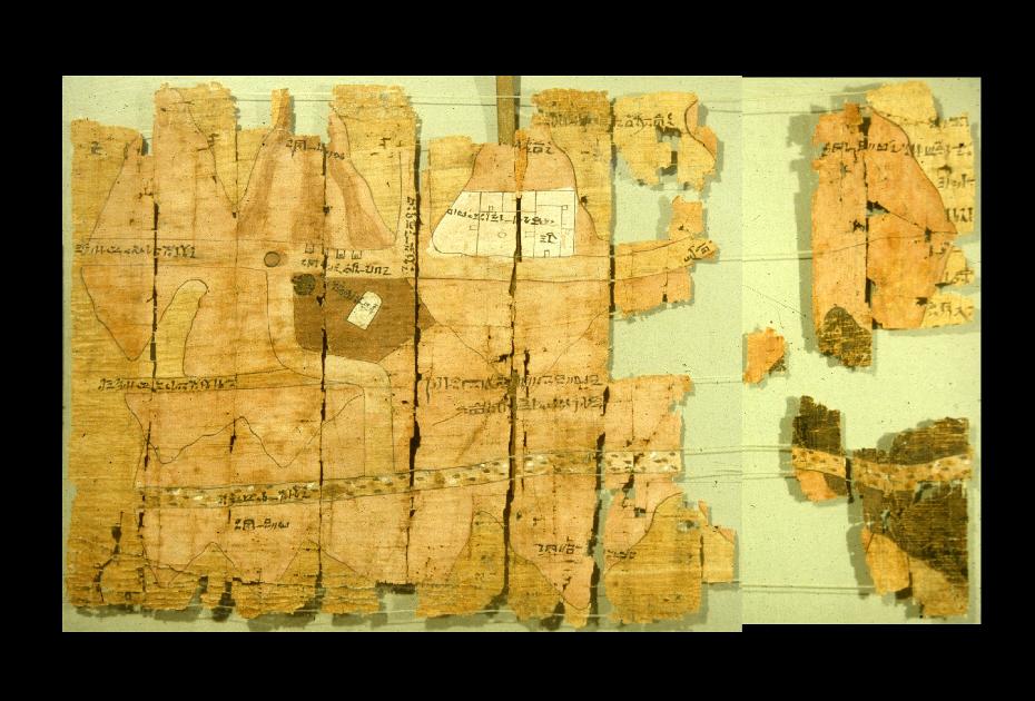 Карту Древнего Египта