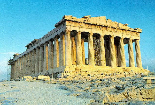 Древнегреческая культура в европе