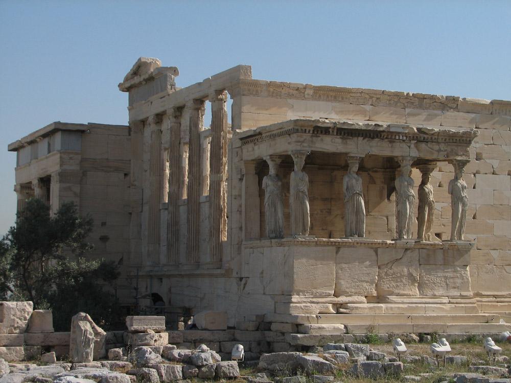 Загадки античной древней греции