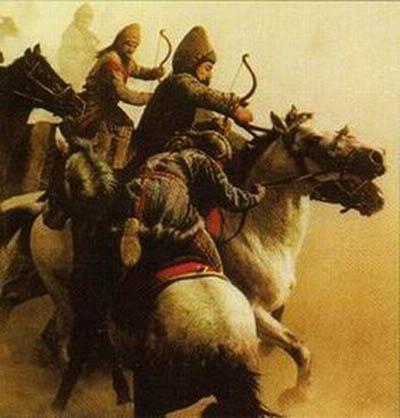 скифы племена: